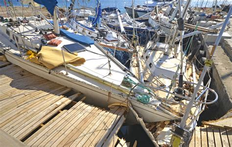 boat salvage yards daytona what all sailors can learn from cyclone pam