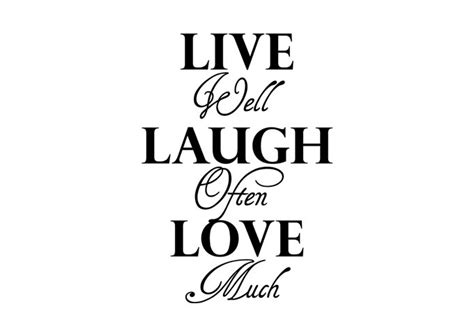 laugh live love live laugh love wall quotes quotesgram