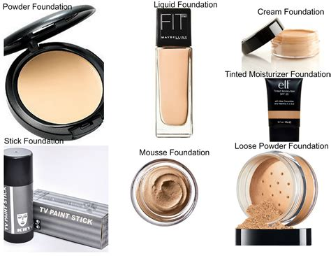 best kind of foundation types of foundations makeup style guru fashion glitz