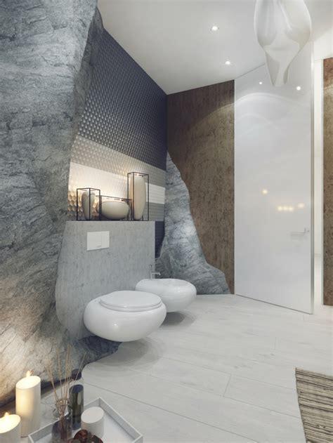 wc bidet suspendu salle de bains de luxe 5 exemples qui couperont votre