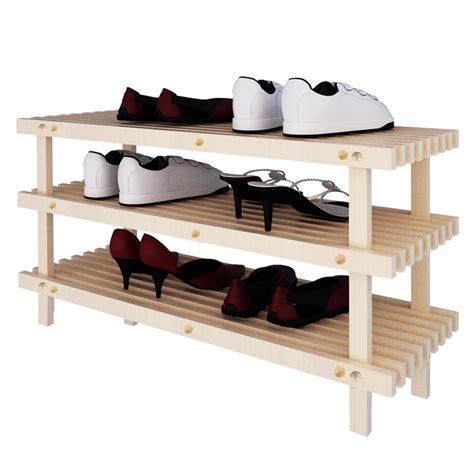 membuat rak sepatu di dinding 20 desain rak sepatu kayu sederhana dari barang bekas