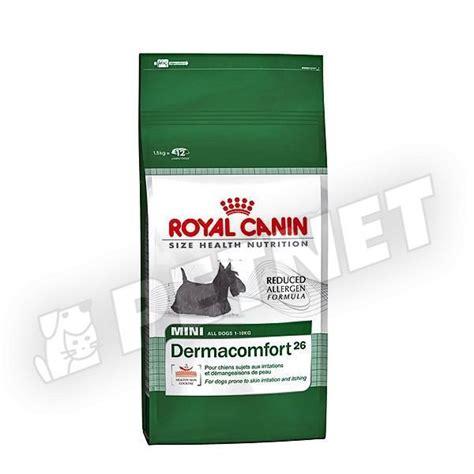 Royal Canin Mini Dermacomfort 2 Kg royal canin mini dermacomfort 26 2kg kutyat 225 p kistest絮