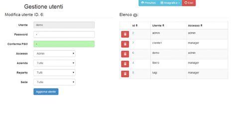 software gestione web rilevazione presenze software presenze presimp presenti web