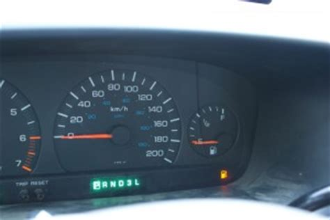 worthwhile workarounds a replacement fuel gauge for a 1996 dodge caravan 171 flounderings