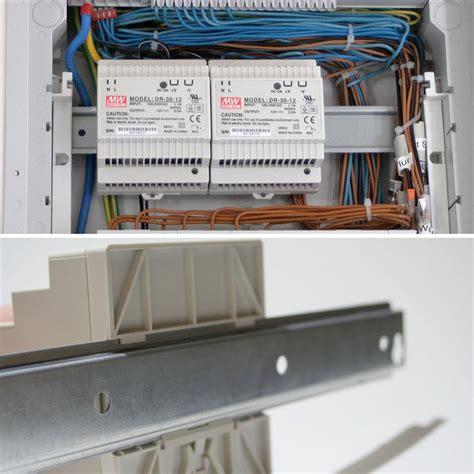 Trafo Bell 3a 12v 24v transformatoren f 252 r din schiene hutschiene trafo trafos drossel evg ebay