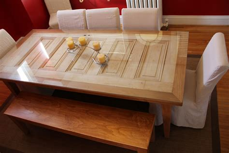 dining table dining table made old door 11 great ideas for repurposed doors