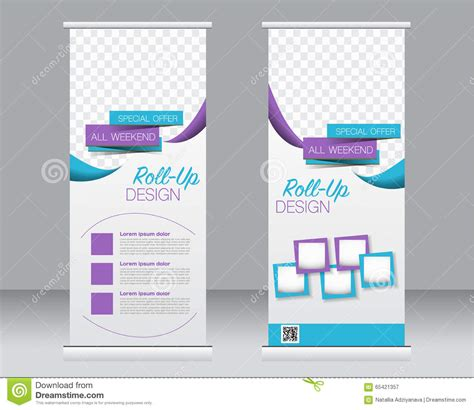 design background x banner roll up banner stand template abstract background for