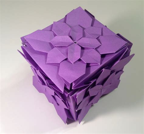 Cool Origami Box - cool origami boxes 28 images stunning origami paper