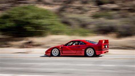 Leno F40 by 2560x1440 Leno In The 1990 F40