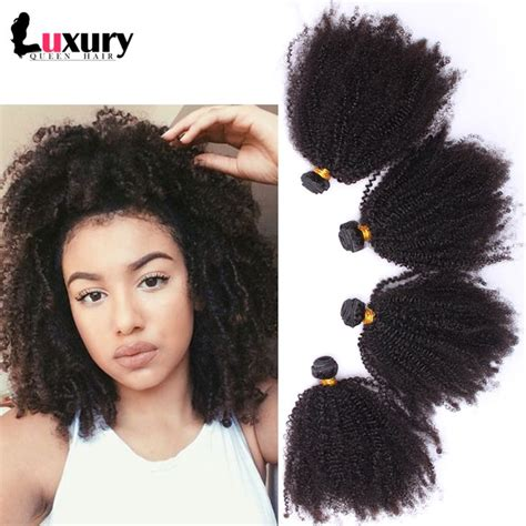 afro kinky sew ins 6a mongolian kinky curly virgin hair 4pieces lot afro