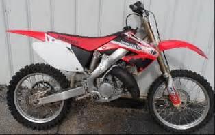 Honda dirt bikes 125cc on honda 125 dirt bike