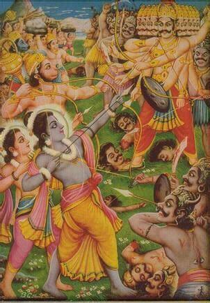 sita siege ramayana