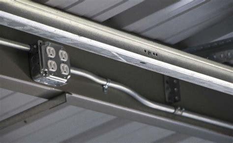 wiring conduit installation steel building electrical conduit lighting installation