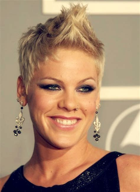 pinks hair cut 2014 short celebrity hairstyles 2013 2014 short hairstyles