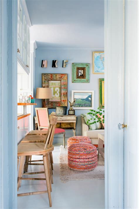how to make an apartment your own hgtv 14 ways to make a tiny apartment living room feel so much