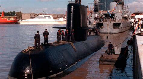 Imagenes Satelitales Busqueda Ara San Juan   b 250 squeda del submarino detectaron siete se 241 ales