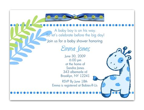 a template baby shower templates for word mughals