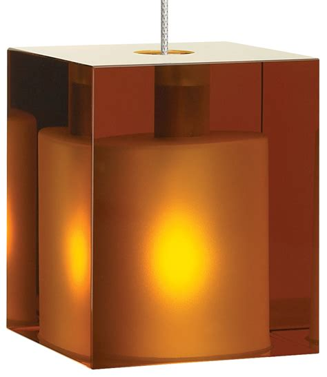 Tech Lighting Cube Pendant Tech Lighting 700fjcub Cube Modern Contemporary Pendant Light 700fjcub