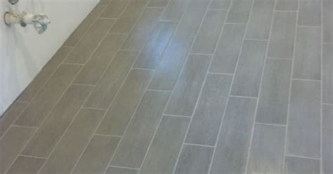 6x24 tile layout   Bathrooms   Pinterest