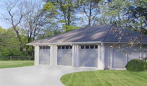 3 Car Garage Kit by Topsider Homes Prefab 3 Car Garage Kit This 1 100 Sq Ft