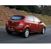 Chevrolet Onix Picture  05 Of 37 Rear Angle MY 2013