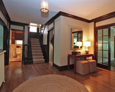 light wall dark trim home design ideas pictures remodel