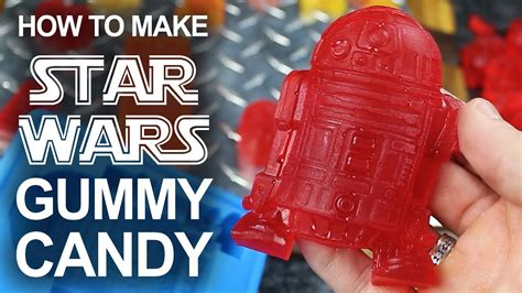 how to make gummy candy youtube