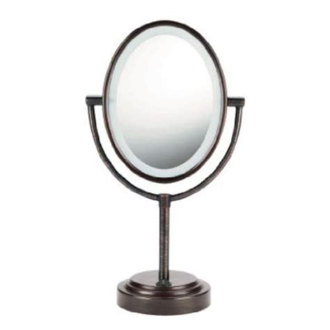 conair 5x magnified lighted makeup mirror magnifying makeup mirror with lighted roselawnlutheran