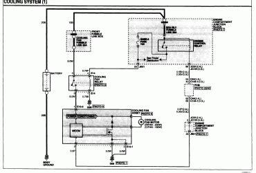 hyundai wiring diagram fan wedocable