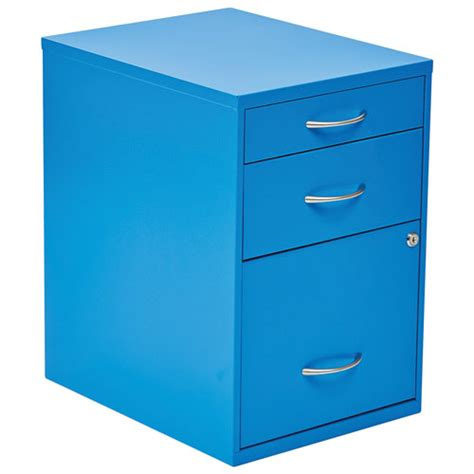 where to buy blue cabinets osp designs modern 3 drawer file cabinet blue filing