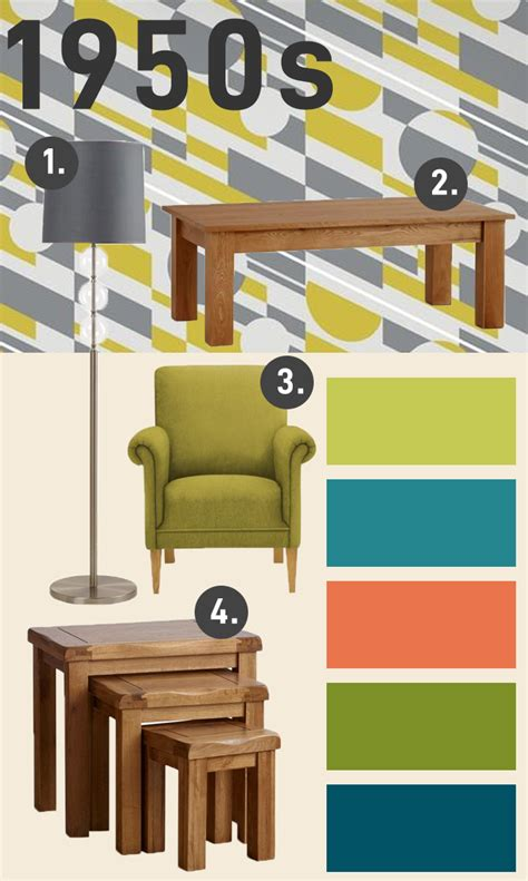 interior decorating styles by decade decorating by decade quiz inspiration oak furniture