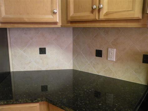 vinyl subway tile backsplash great home decor