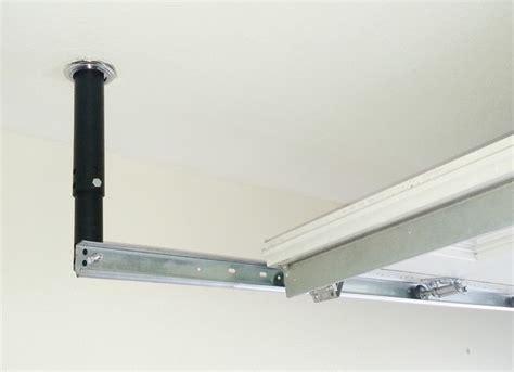 thunder mount garage systems 1 upgrade for door tracks