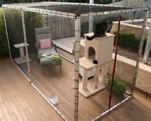 Cat stuff cat enclosures in mckellar act pet care
