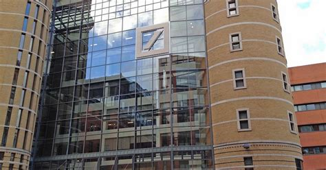 deutsche bank uk address fears birmingham as deutsche bank wields the axe