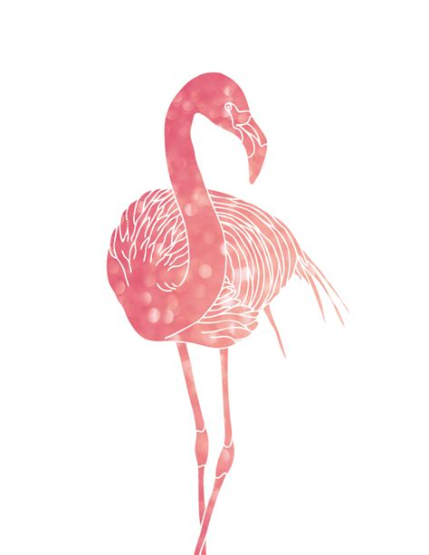 crown wallpaper flamingo oh so lovely blog more free pink flamingo printables