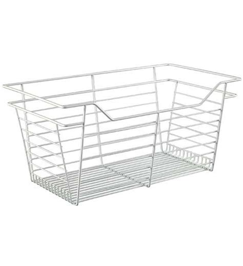 Wire Basket Drawers by Wire Basket Drawer 23 X 11 X 14 Inch In Custom Closet