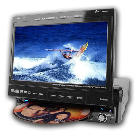 taccil ask fm chinese large screen bluetooth car dvd player 1 din