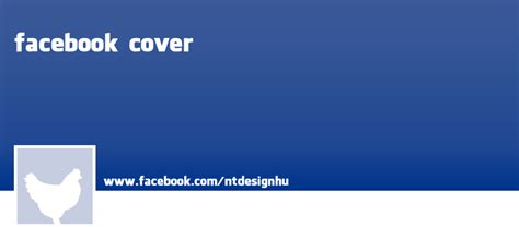 facebook page cover template by ntdesignhu on deviantart