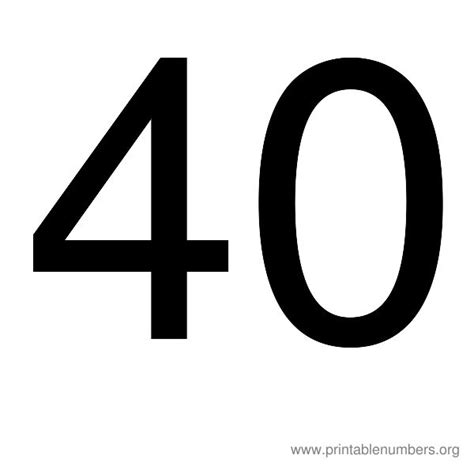 printable large numbers 1 25 printable numbers 1 40 printable numbers org