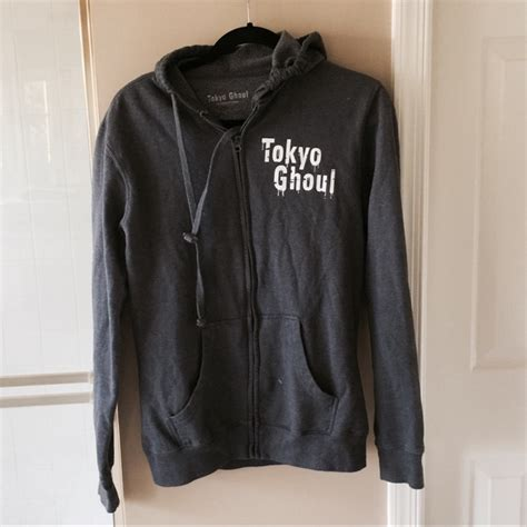 topic anime zip up hoodies lot of 2 from emily s