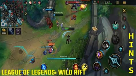 league wild rift mobile hints  android apk