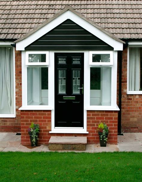 How To Build A Solid Wood Door bespoke porches in essex the ken rhodes group limited