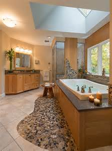 How to create a zen bathroom new hampshire home