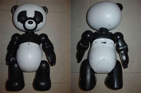Ces 2007 Pero The Play Entertaining Robot by Noticias Tecnol 243 Gicas Y Actualidad Robot Panda Robotuatara