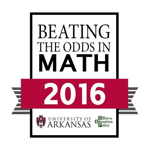 beating the odds using math as a strategy to win at hold em books icc receives eight high achieving school awards