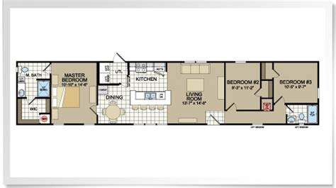 Home Floor Plan Layout Fuqua Manufactured Homes Floor Plans Modern Modular Home