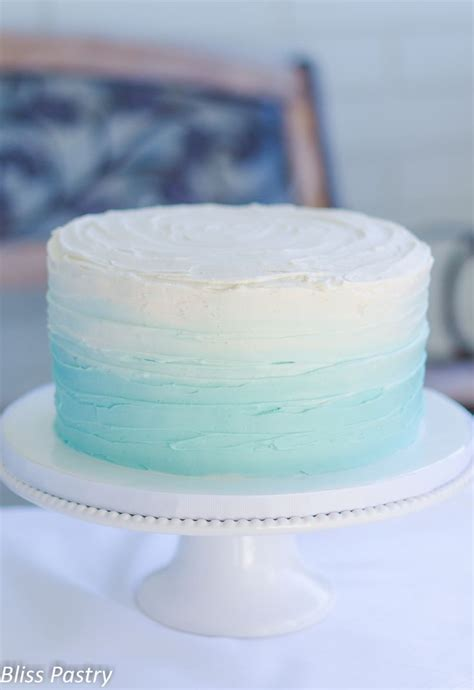 Baby Shower Cakes With Frosting by 25 Best Ideas About Ombre Cake On Pink Ombre