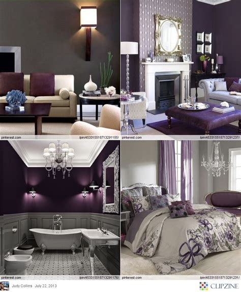 1000 ideas about eggplant bedroom on glitter paint walls accent walls and