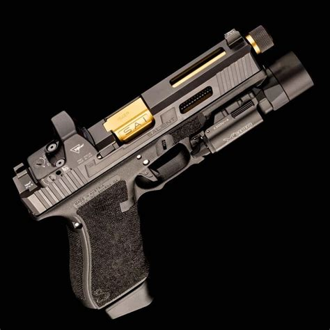 High Point Pro 34 salient arms international tier one for the glock 17